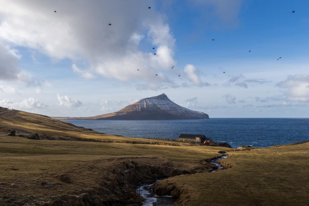 Norðradalur – Syðradalur