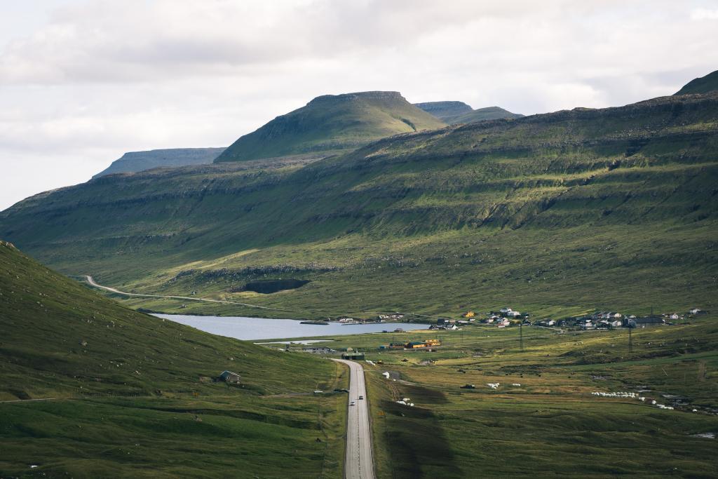 Skálafjørður – Selatrað