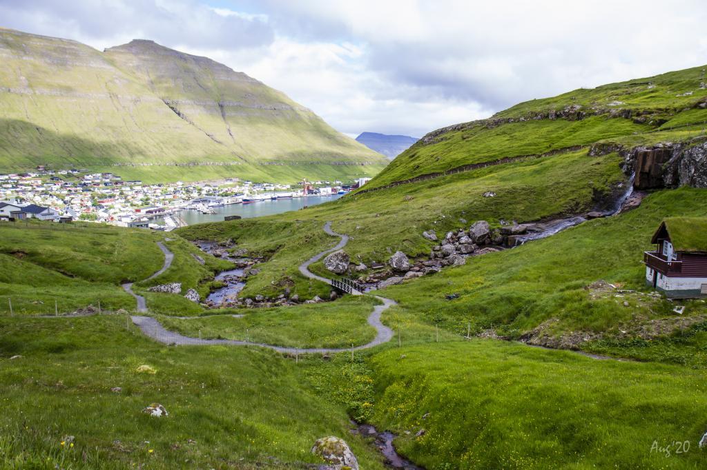 Fuglafjørður - Norðskála
