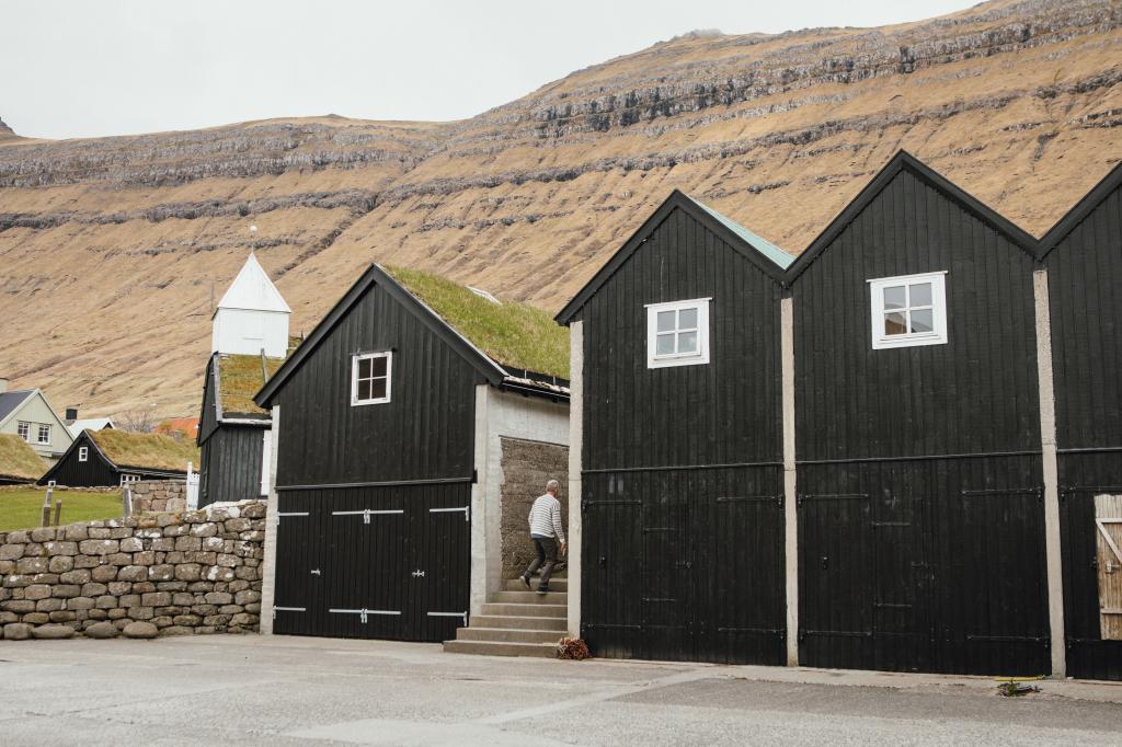 Leirvík - Norðragøta