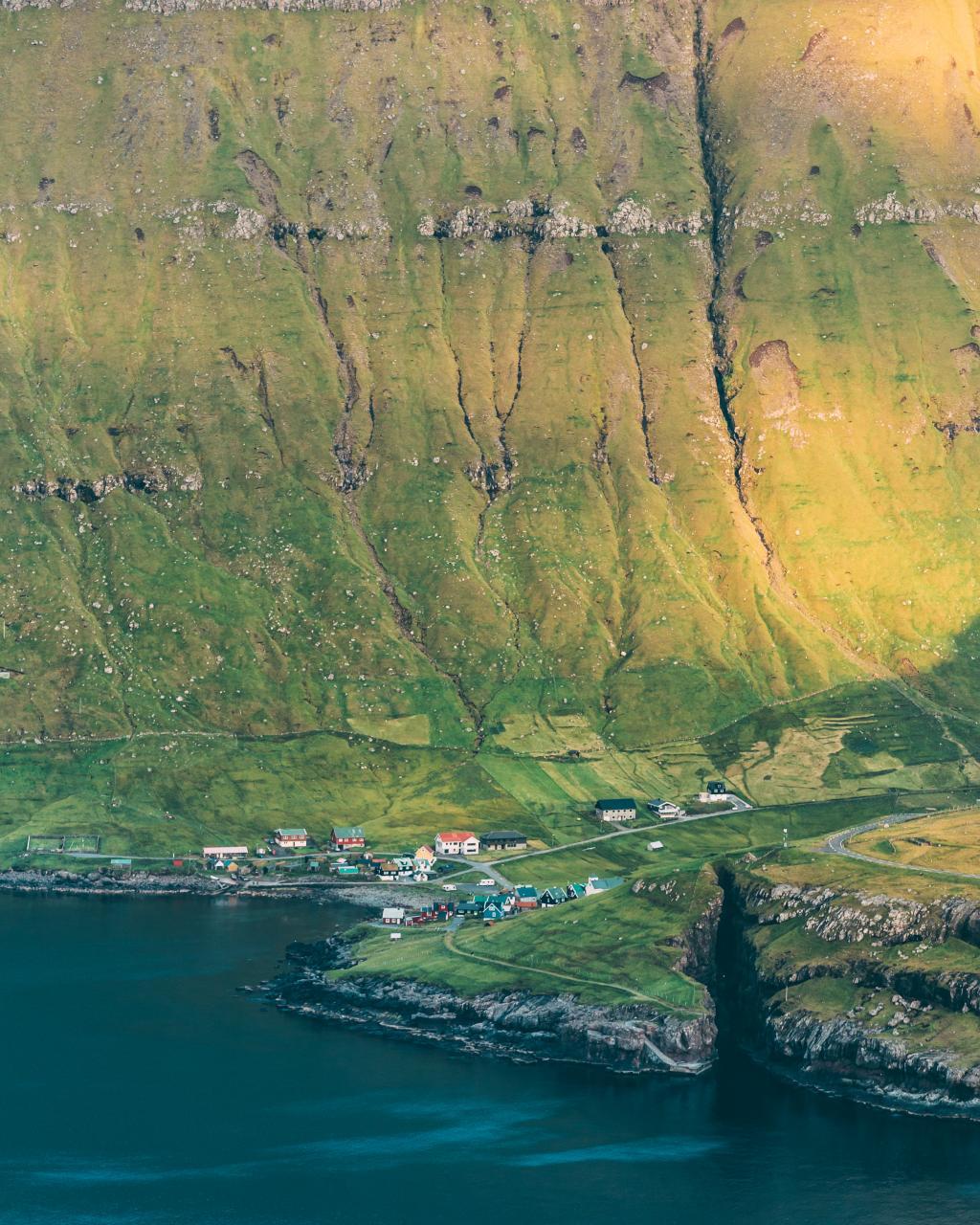 Elduvík - Funningsfjørður - Elduvík.