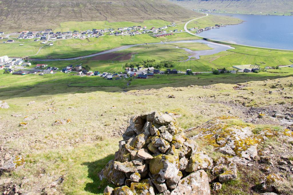Hvalvík  - Leynavatn - Hvalvík