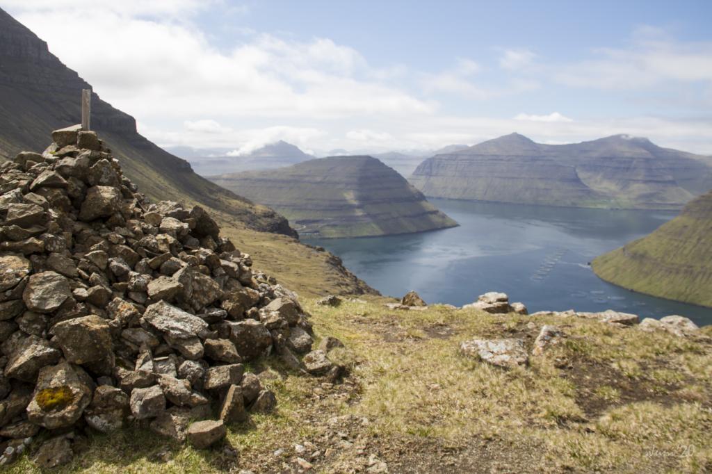 Árnafjørður - Katlarnir - Árnafjørður