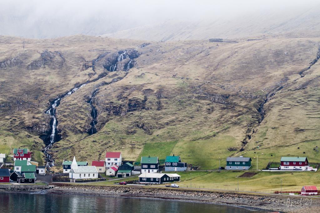 Øravík - Fámjin