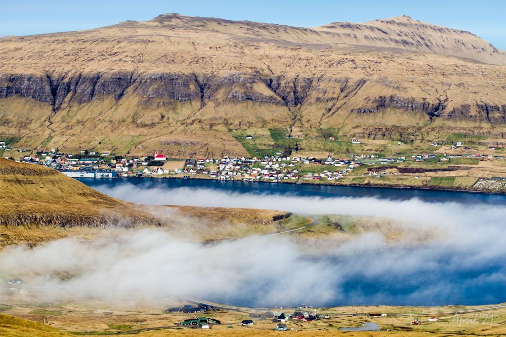 Øravík - Vágur