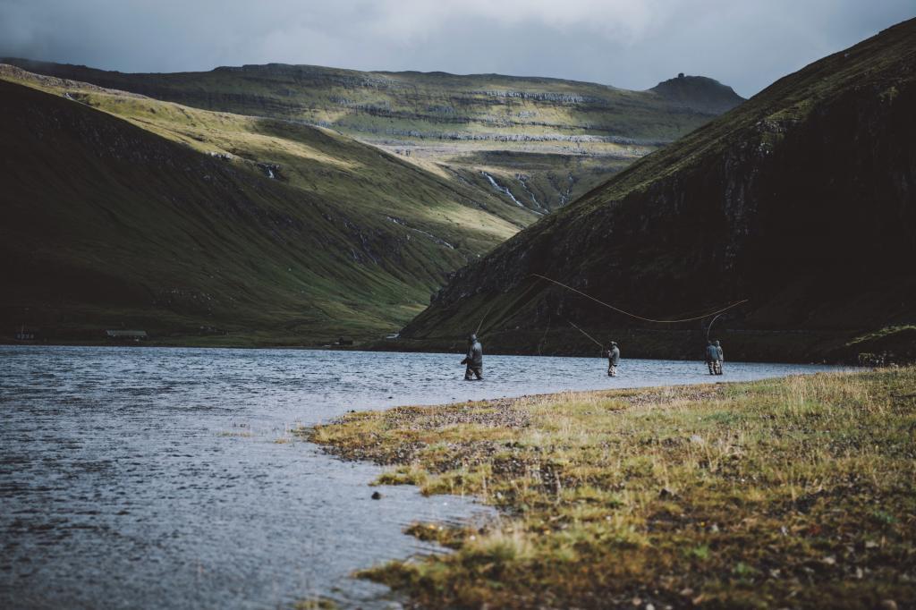 Hósvík - Leynavatn